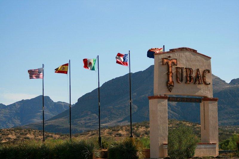 Tubac a été fondée dans les années 1700, et compte des centaines de musées, boutiques, galeries et restaurants.