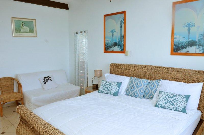 Bedroom #2 overlooking ocean