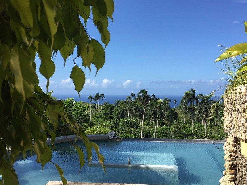 Villa Atlantis Dominican Republic breathtaking ocean view – semesterbostad i Cabrera