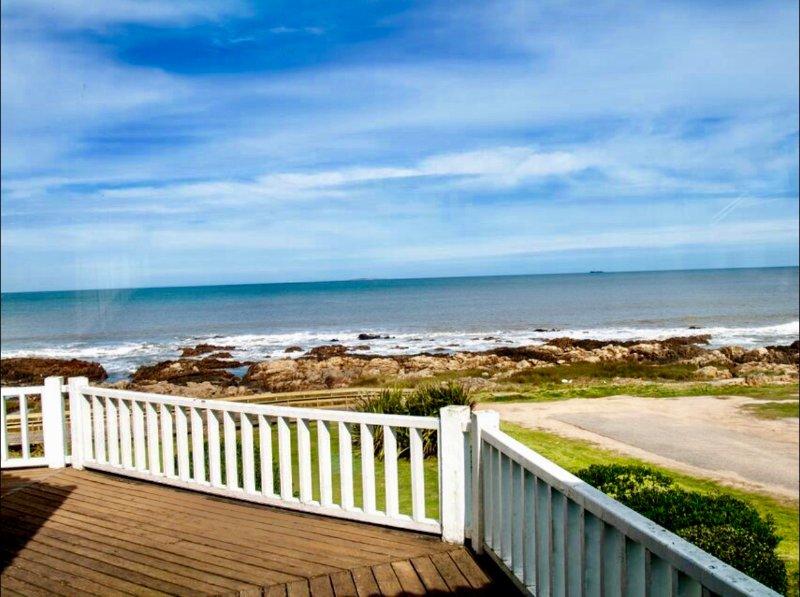 Gran casa en la playa ! La barra, alquiler de vacaciones en La Barra