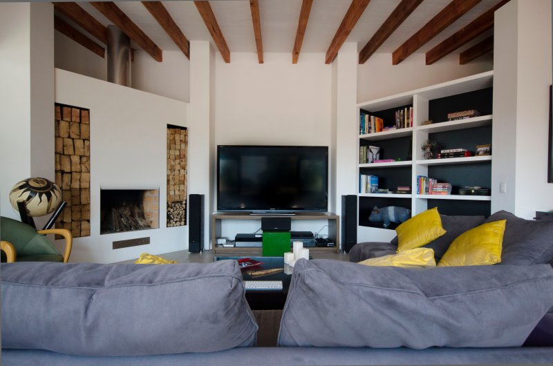 Big, ample and Comfortable. Big Terrace and super location. Family oriented., vacation rental in Mexico City