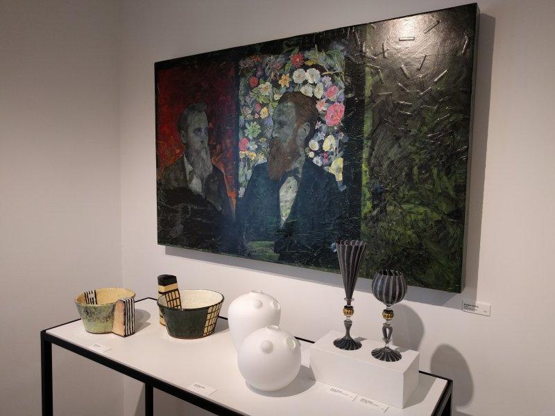 Gallery at Penland School of Craft