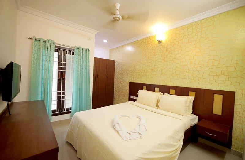 Lee Crysstal, vacation rental in Mahabalipuram