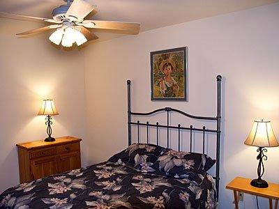 # 4 dormitorios con cama de matrimonio.