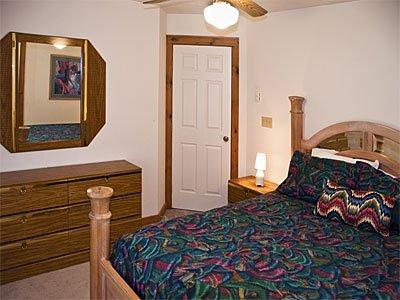 # 3 dormitorios con cama de matrimonio.