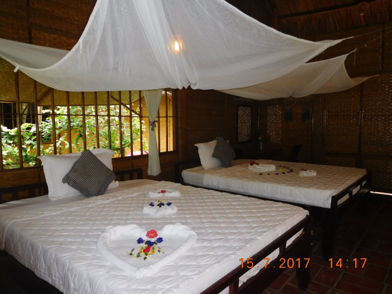 Mekong Ecolodge in Mekong Delta, vacation rental in Cai Be