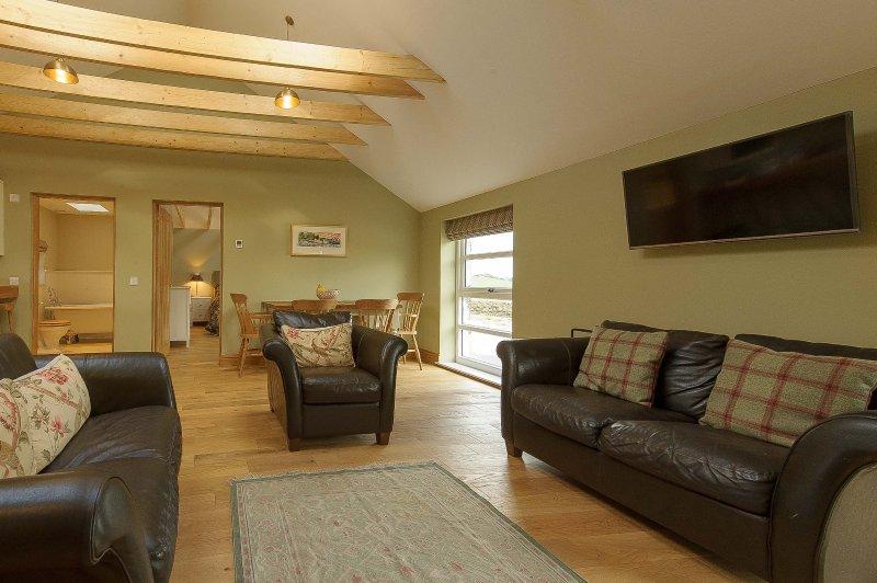 Burnbrae Byre, holiday rental in Crossmichael