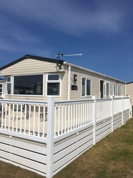 Silversands Lossiemouth, luxury 3 bedroom 8 berth Caravan, alquiler de vacaciones en Lossiemouth