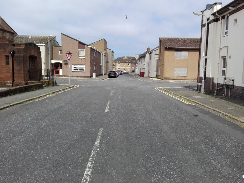 External View Of James Street