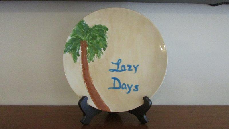 OBX Artwork fournit de la poterie et je l'ai fait pour ma maison. Une bonne chose à faire pendant que vous êtes ici!