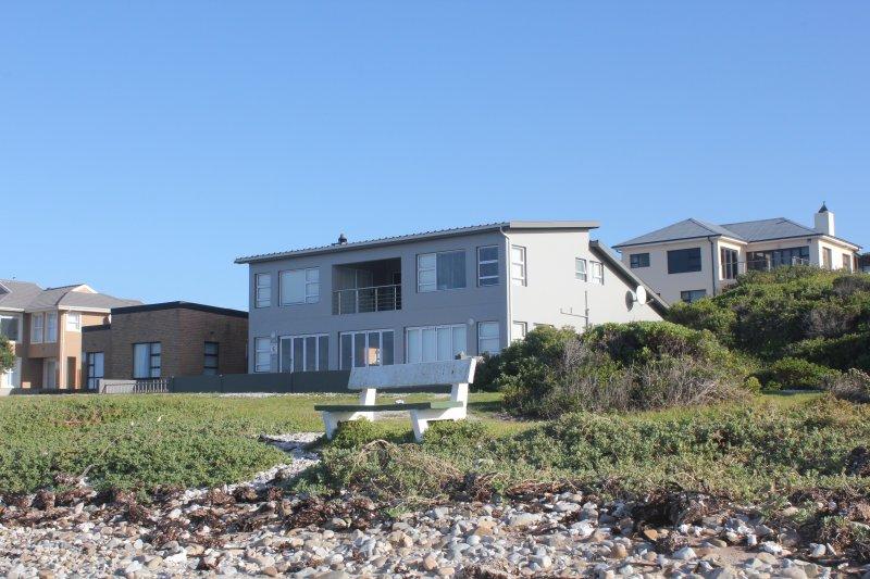 Heaven-On-Sea, self catering beach front property, holiday rental in De Kelders