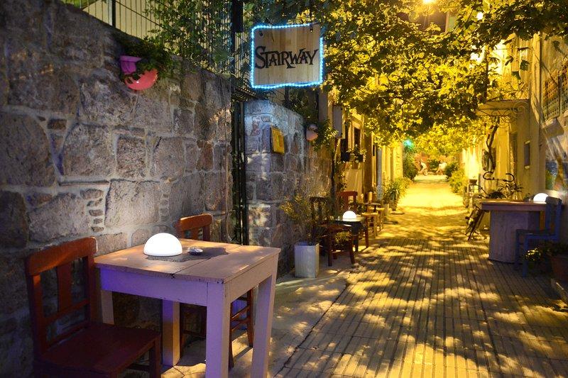 Stairway Guest House, vacation rental in Ayvalik