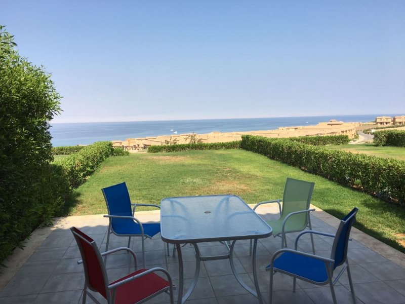 Twin House with sea view, Telal resort, Ain Sukhna, Ferienwohnung in Ain Sukhna