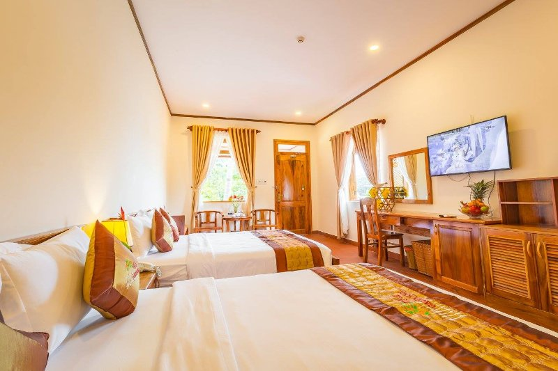 The Garden House Phu Quoc - Superior Family Garden View Room With Kitchen, vacation rental in Phu Quoc Island