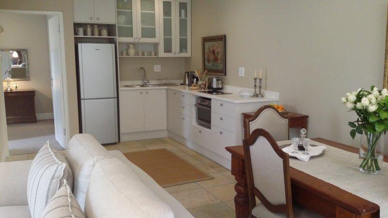 Apartment 1 - Dining/Kitchen