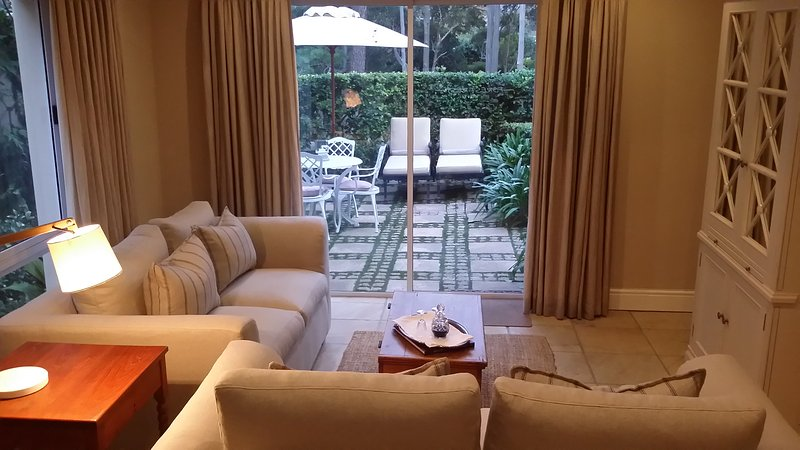 Apartment 1 - Lounge/Patio