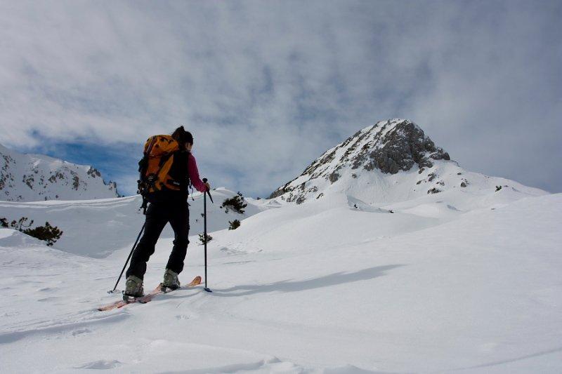 Actividades - esquí de montaña