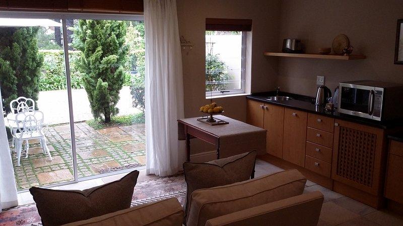 Apartment 2 - Lounge/Kitchen