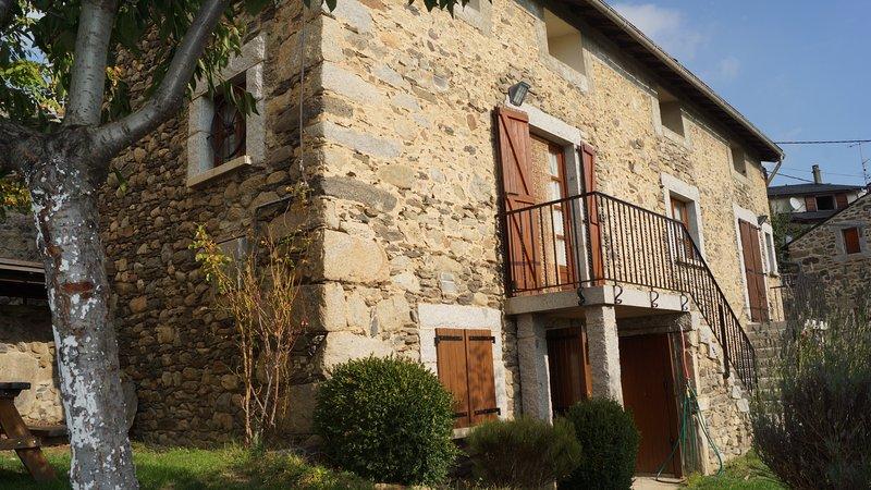 Casa de Montaña en Angoustrine - Vilanova (A 8Km de Puigcerdà), location de vacances à Angoustrine