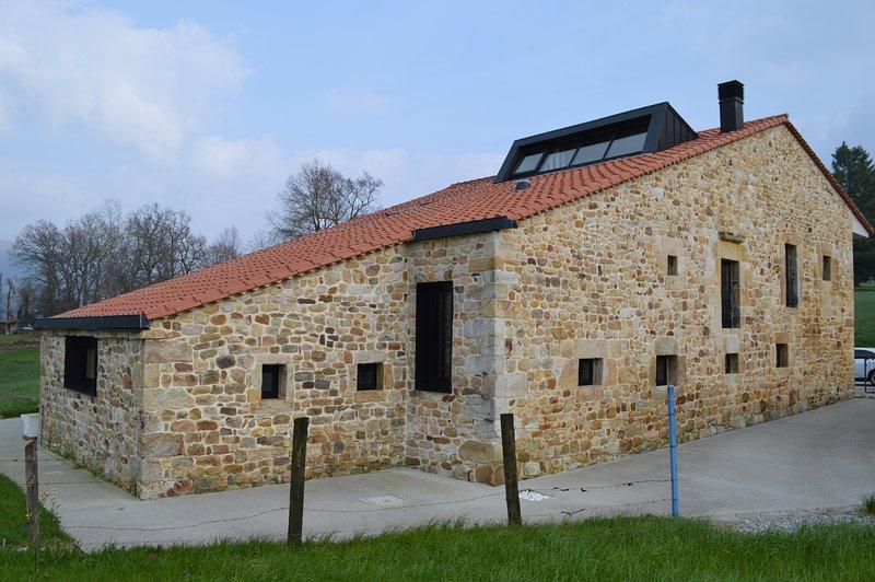 Ecovacaciones Las azadas, aluguéis de temporada em Corvera de Toranzo
