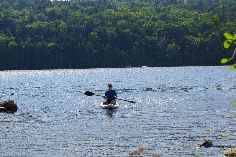 Eagle Lake:)