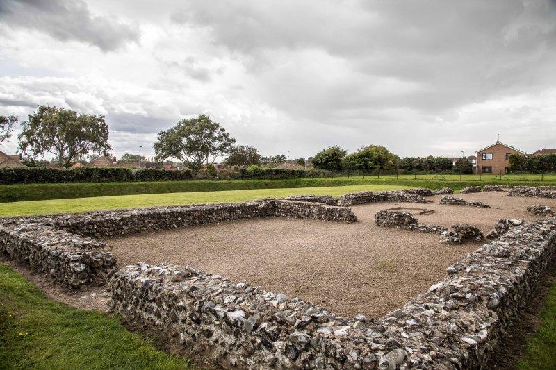 Caister Roman Fort