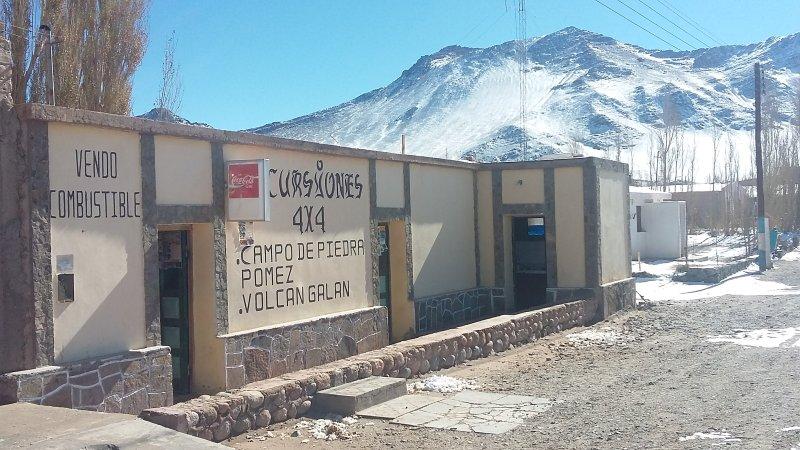 hébergement et excursions 4x4 à Antofagasta de la Sierra