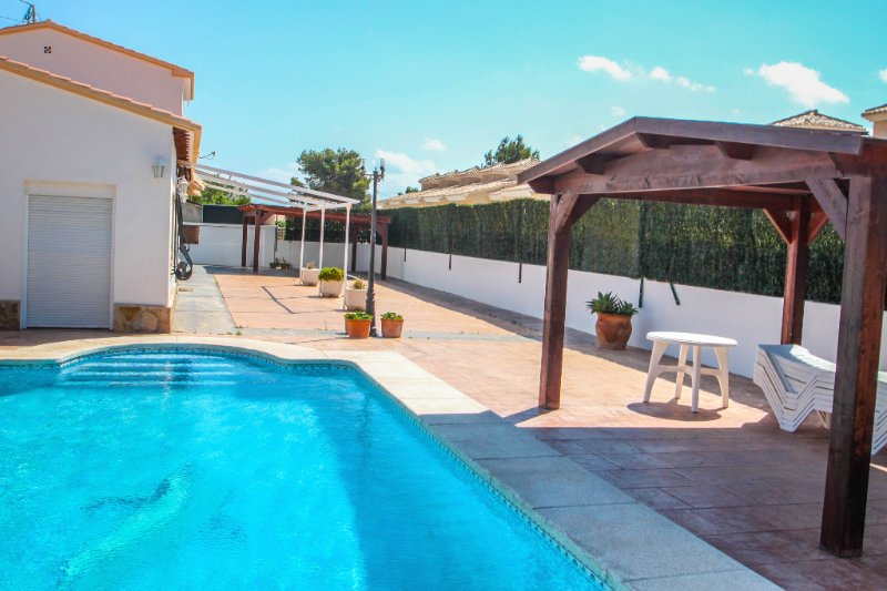 Mercedes - comfortable holiday accommodation in Calpe, holiday rental in Calpe