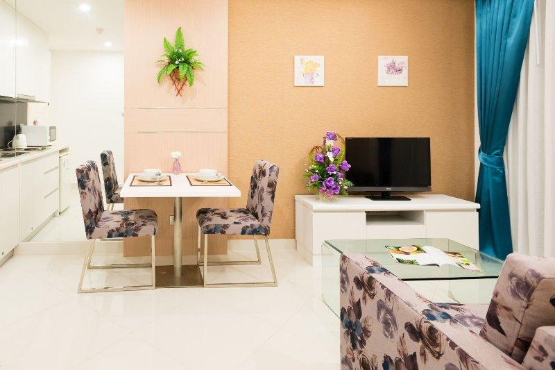 Paradise Park Apartment Pattaya, aluguéis de temporada em Bang Lamung