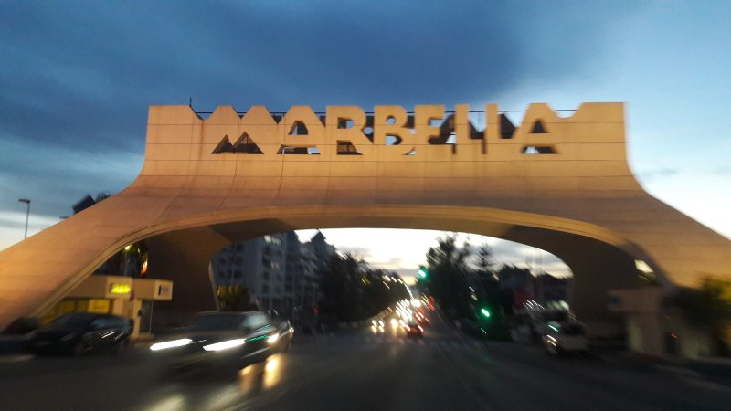 Enjoy a trip into the centre of Marbella. Find great shopping and a fabulous beach!