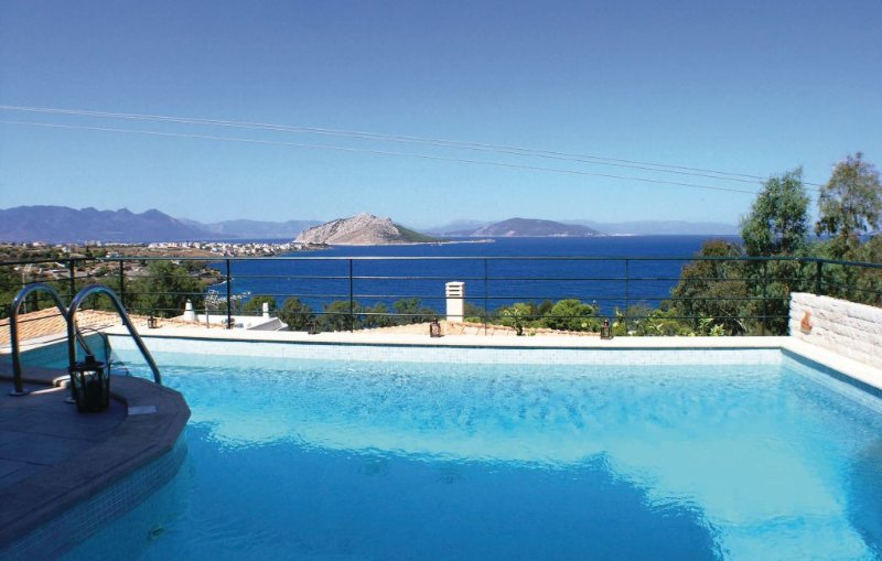 Luxury Villa Lavender, location de vacances à Aegina