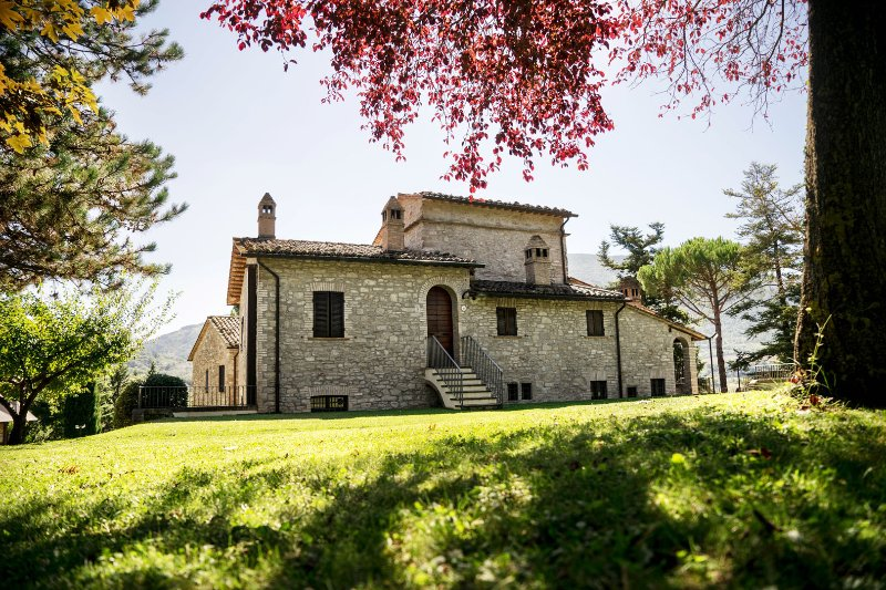 Villa ad Assisi, holiday rental in San Presto