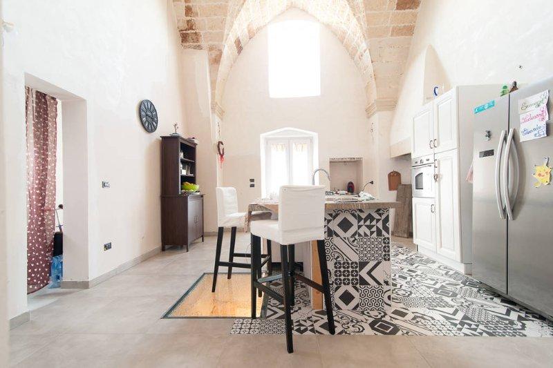 Lu Chiapparu Antica masseria alle porte di Lecce, location de vacances à San Cesario di Lecce