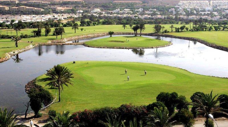 alojamiento Golf