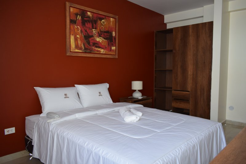 HOTEL CENTRAL, vacation rental in Moche