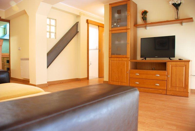 Apartamento céntrico en Girona, holiday rental in Sant Gregori