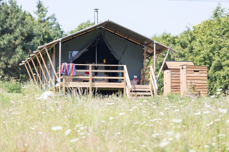 Sibbecks Farm Glamping - Meadow Escape, holiday rental in Billingham
