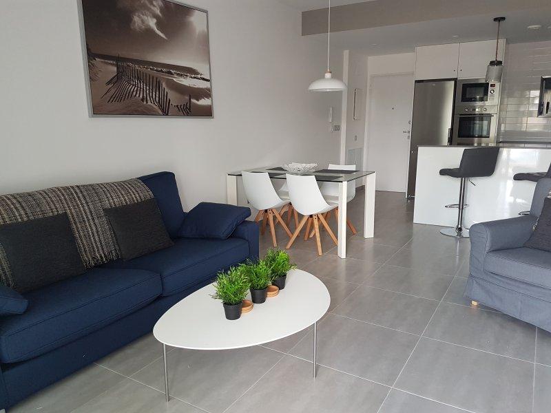 2 bedroom ground floor apartment. Lamar Houses Pilar de la Horadada, aluguéis de temporada em Romero