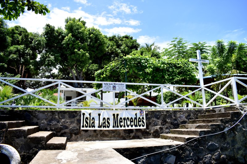 Isla Las Mercedes / Mercy Island, holiday rental in Santa Teresa