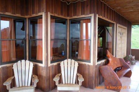 Parrot Hill Ranch, alquiler de vacaciones en Parque Nacional Volcán Arenal