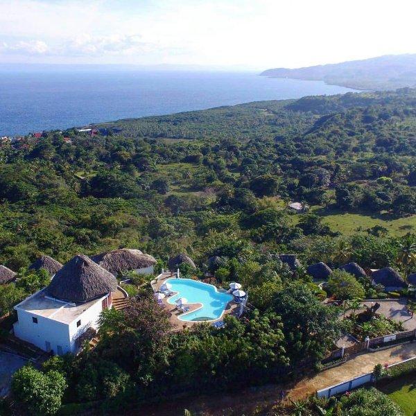 Samana Ocean View, holiday rental in Las Galeras