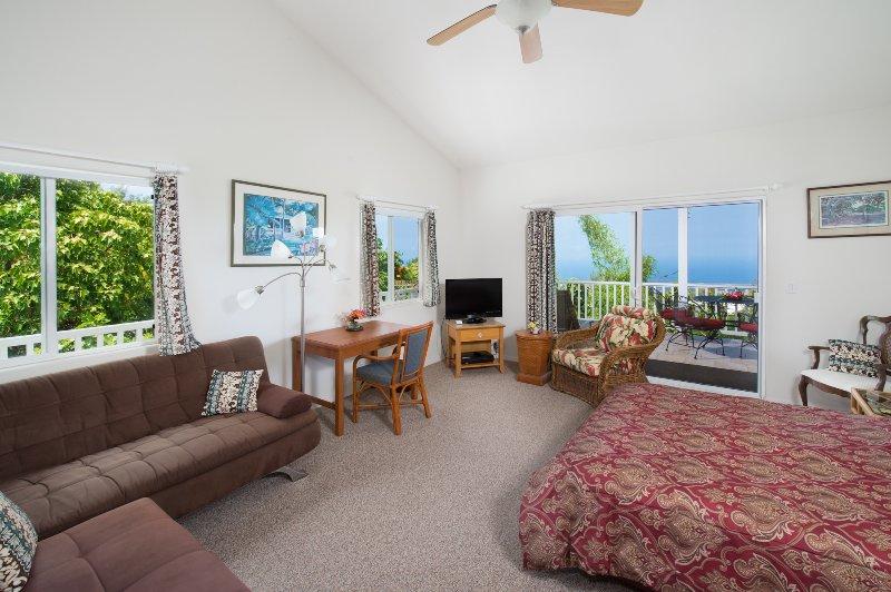 Ocean View Orchid Suite