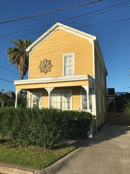 The Mellow Mango, holiday rental in Galveston Island