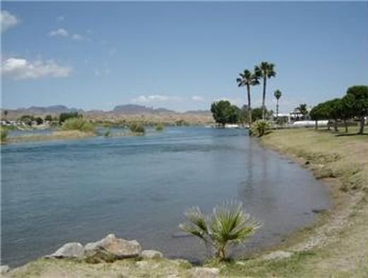 Colorado River, Private Community Beach.