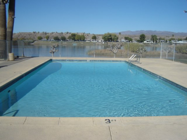 Private Community Pool.