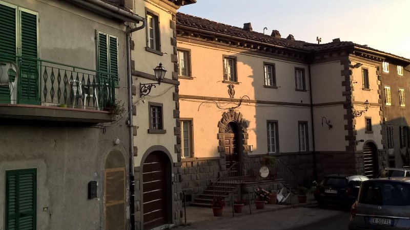 Villa La Farfagliana, holiday rental in Lanciole