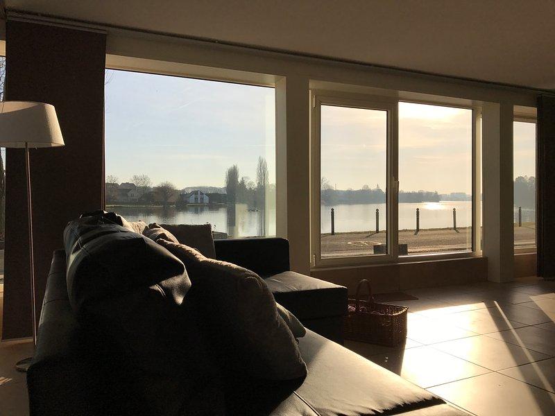 Het Meerzicht, vacation rental in Lokeren