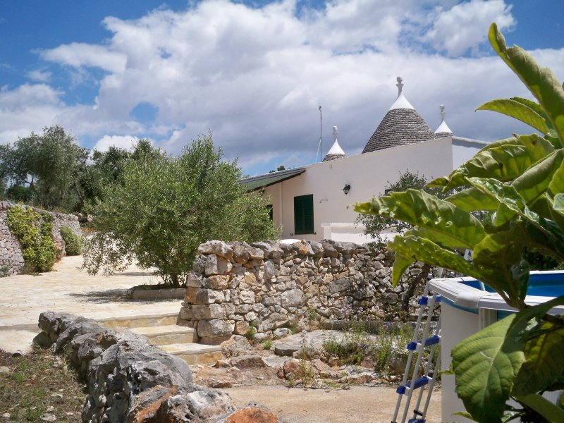 Trullo La Difesa, holiday rental in Cisternino