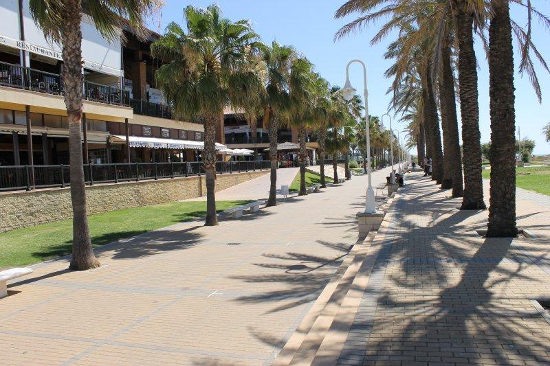 Boardwalk Islantilla