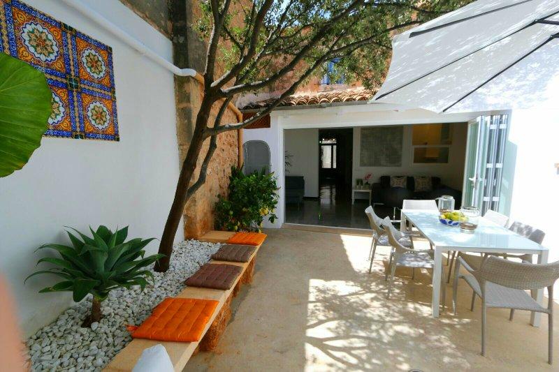 Villa Blanch, Ferienwohnung in Campos